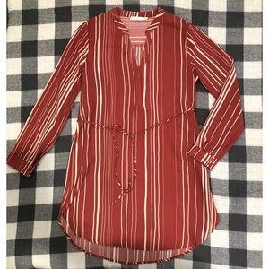 Long sleeve Lush brand dress